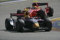 Filipe Albuquerque leads Ho-Pin Tung