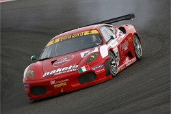 #59 Advanced Engineering Ferrari 430 GT6: Rui Aguas, Philipp Peter