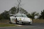 #18 Rahal Letterman Racing Porsche 911 GT3 RSR: Ralf Kelleners, Tom Milner, Graham Rahal