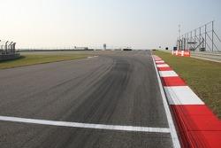 Shanghai Circuit track walk