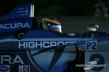 #9 Highcroft Racing Acura ARX-01a Acura: David Brabham, Stefan Johansson, Robbie Kerr