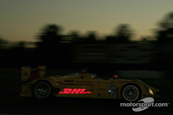 #7 Penske Racing Porsche RS Spyder: Romain Dumas, Timo Bernhard, Patrick Long