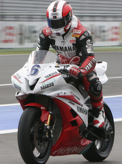 6-Tommy Hill-Yamaha YZF R6-Yamaha World SPP Racing Team