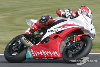 6-Tommy Hill- Yamaha YZF R6-Yamaha World SPP Racing Team