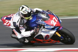 27-Cyril Brivet-Suzuki GSX R 1000 K7-Action Bike
