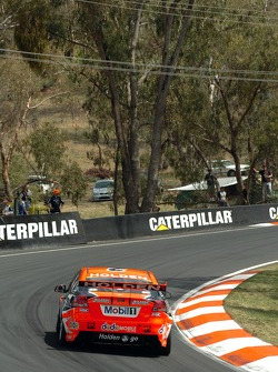 Mark Skaife heads up to the Cutting