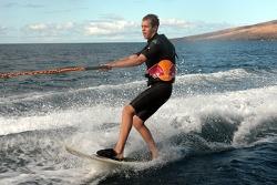 Sebastian Vettel, Scuderia Toro Rosso in Hawai
