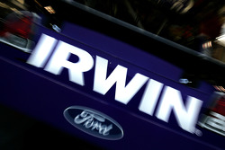 Detail of the Irwin Ford