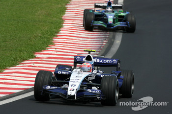 Kazuki Nakajima, Williams F1 Team, Rubens Barrichello, Honda Racing F1 Team