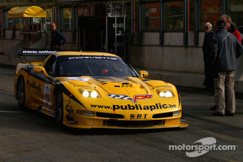 Selleslagh Racing Team Corvette C5R: Tom Cloet, Maxime Soulet
