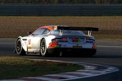#10 Gigawave Motorsport Aston Martin DBR9: Luke Hines, Philipp Peter