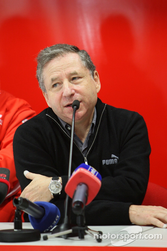 Press conference: Jean Todt at Ferrari World Finals