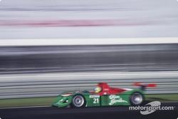 #21 Team Rafanelli Lola B2K/10: Mimmo Schiattarella, Didier de Radigues, Emanuele Naspetti