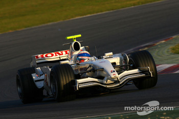 Anthony Davidson, Super Aguri F1 Team, Hybrid Chassis