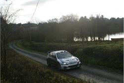 Manfred Stohl and Ilka Minor, OMV Kronos Citroen WRT, Citroen Xsara WRC