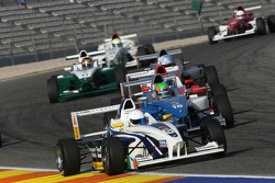 Niall Quinn, AM-Holzer Rennsport GmbH and Alexander Rossi, Eurointernational