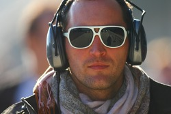 Franck Montagny, Test Driver, Force India F1 Team