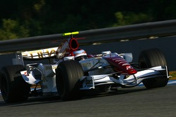 Christian Klien, Test Driver, Force India F1 Team, F8-VII-B