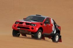 Team Mitsubishi Ralliart Thailand: Mitsubishi Triton