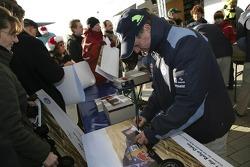 Volkswagen send-off event: Mark Miller