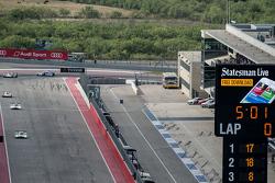 Porsche Team leads