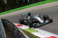 Formel 1 Fotos - Nico Rosberg, Mercedes AMG F1