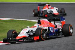 Will Stevens, Manor F1 Team