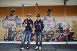 Dani Pedrosa and Marc Marquez, Repsol Honda Team