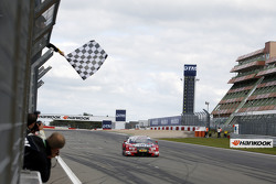 Miguel Molina, Audi Sport Team Abt Audi RS 5 DTM takes the win