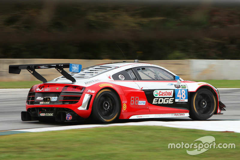 48 Paul Miller Racing Audi R8 Lms Christopher Haase