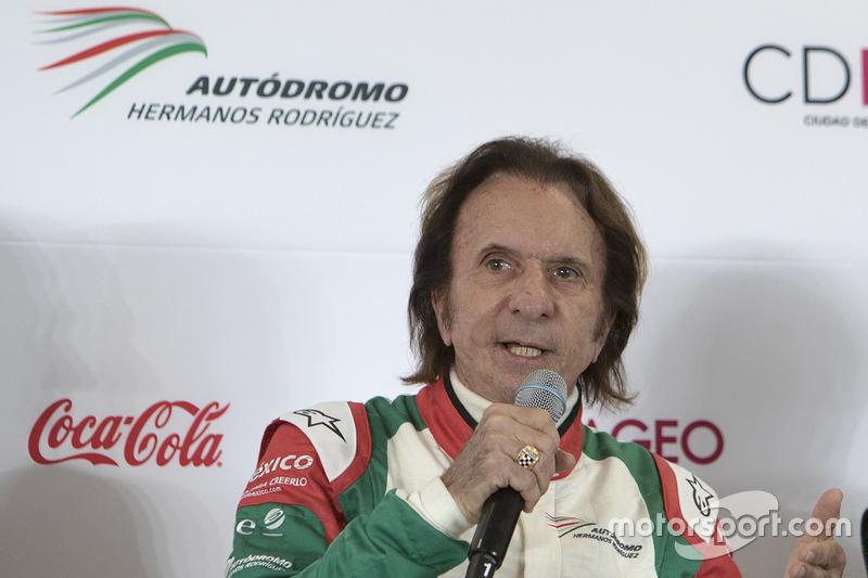 Emerson Fittipaldi embaixador do GP do México