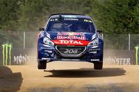 Timmy Hansen, Team Peugeot Hansen Peugeot 208