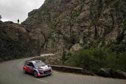 凯文·阿布林和塞巴斯蒂安·马绍尔,现代i20 WRC赛车,现代车队