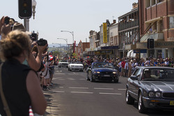 Ambiance in the streets of Bathurst