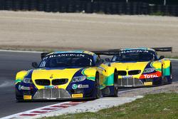 宝马巴西车队77号宝马Z4 G3:阿蒂拉·阿布鲁、瓦尔迪诺·布里托