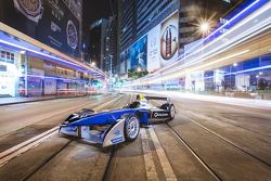 Hong Kong ePrix launch