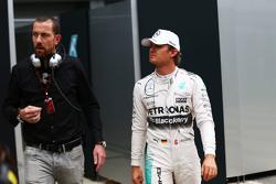 Nico Rosberg, Mercedes AMG F1 opgave