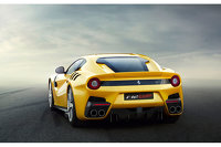 Ferrari F12 tdf presentation
