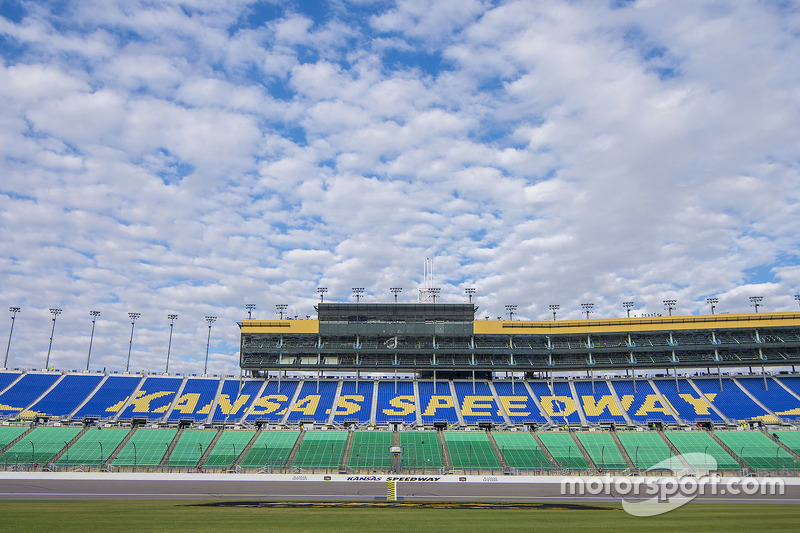 Kansas Speedway At Kansas Ii
