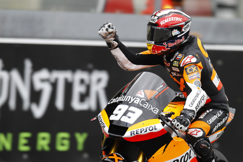 2011: Taking a first Moto2 win
