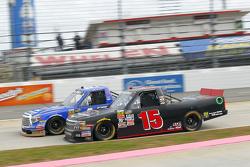 Mason Mingus, Billy Boat Motorsports and Ross Kenseth, Hattori Racing Enterprises