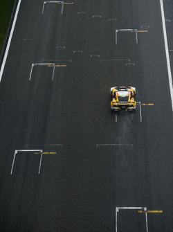 #50 Larbre Competition Corvette C7.R: Paolo Ruberti, Gianluca Roda, Nicolai Sylvest