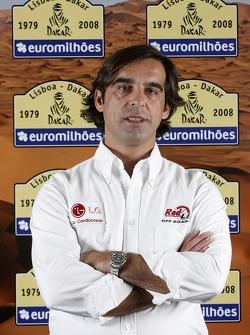 Portuguese teams presentation: Nuno Inocencio