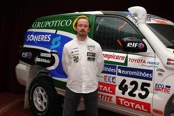 Equipa Padock: Paulo Marques
