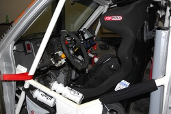 Team Fleetboard Dakar: Mitsubishi car detail