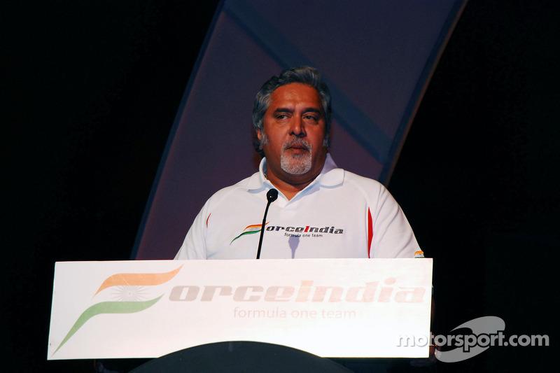 Vijay Mallya CEO Kingfisher