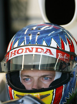 Alexander Wurz, Test driver, Honda Racing F1 Team