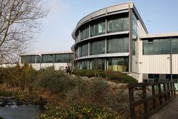 Honda Racing F1 Team factory