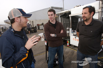 Franck Perera and Simon Pagenaud