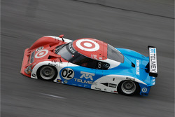 #02 Chip Ganassi with Felix Sabates Lexus Riley: Scott Dixon, Salvador Duran, Alex Lloyd, Dan Wheldon